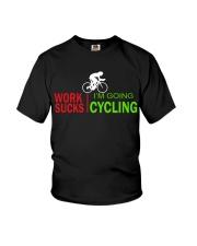 Cycle - Work Sucks Youth T-Shirt thumbnail