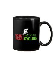 Cycle - Work Sucks Mug thumbnail