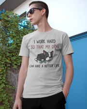 French Bulldog Can Have Better Life Classic T-Shirt apparel-classic-tshirt-lifestyle-17