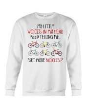Cycle - More Bicycles Crewneck Sweatshirt thumbnail