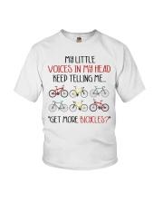 Cycle - More Bicycles Youth T-Shirt thumbnail