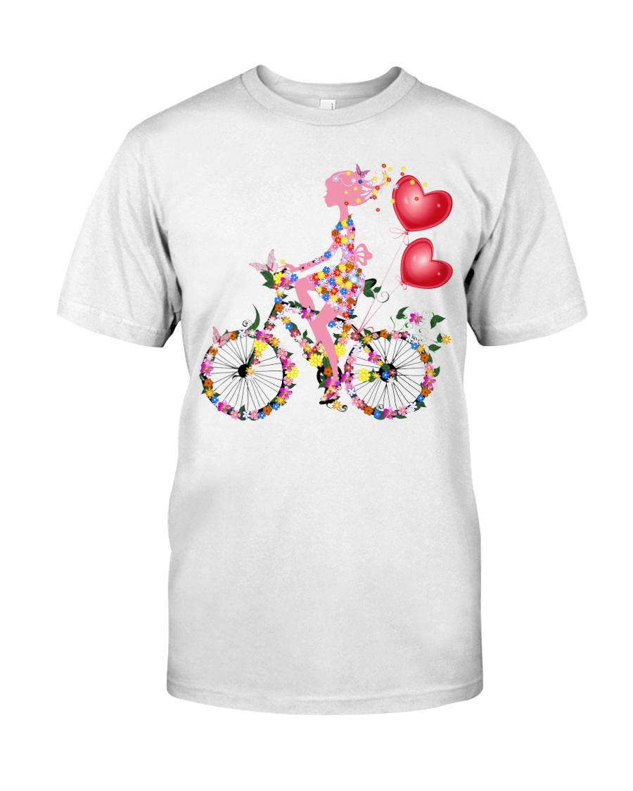 Cycle - Flower Classic T-Shirt
