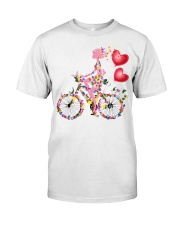 Cycle - Flower Classic T-Shirt front