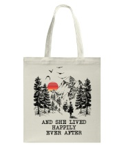 Cycle - Happily Ever After Tote Bag thumbnail