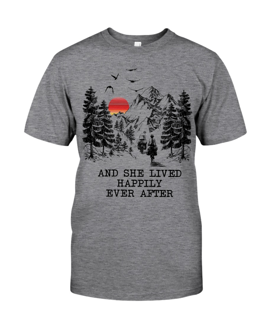 Cycle - Happily Ever After Classic T-Shirt