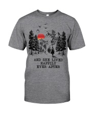 Cycle - Happily Ever After Classic T-Shirt front