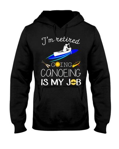 Canoeing - Retired
