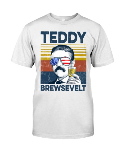 Teddy Brewsevelt Beer