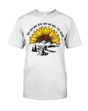 Cycle - Sun Classic T-Shirt front
