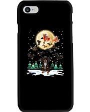Dachshund Christmas  Phone Case thumbnail