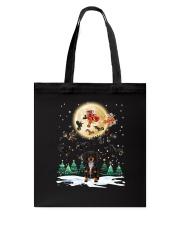 Dachshund Christmas  Tote Bag thumbnail