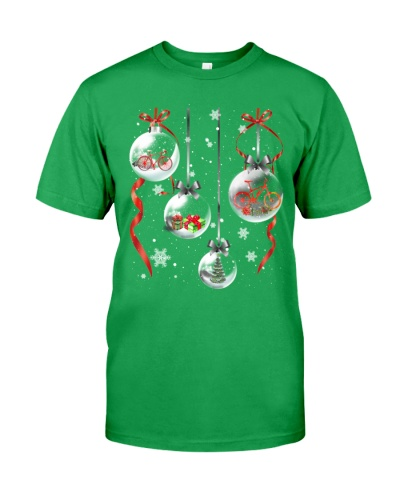 Cycle - Merry Christmas - Bauble