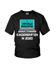 I Virtually Graduated Kindergarten IN 2020 Youth T-Shirt thumbnail