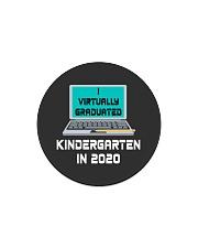 I Virtually Graduated Kindergarten IN 2020 Circle Magnet thumbnail