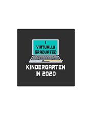 I Virtually Graduated Kindergarten IN 2020 Square Magnet thumbnail