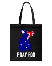 Pray For Australia Save the Koalas Tote Bag thumbnail