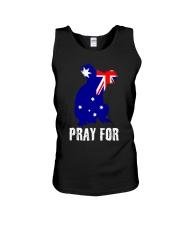 Pray For Australia Save the Koalas Unisex Tank thumbnail