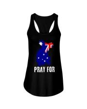 Pray For Australia Save the Koalas Ladies Flowy Tank thumbnail