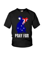 Pray For Australia Save the Koalas Youth T-Shirt thumbnail
