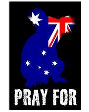 Pray For Australia Save the Koalas 11x17 Poster thumbnail