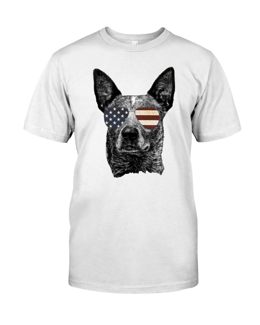 Australian Cattle Dog Gift  Classic T-Shirt