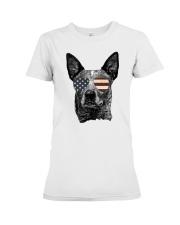 Australian Cattle Dog Gift  Premium Fit Ladies Tee thumbnail