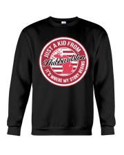 Just a kid from Hubbardston Shirt Crewneck Sweatshirt thumbnail