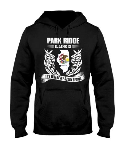 Park Ridge IL - its where my story begins