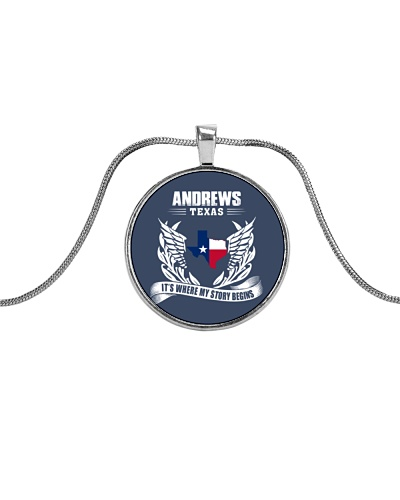 Andrews - TX - Its where my story begins