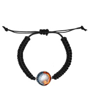 volleyball Necklace - H01 Cord Circle Bracelet thumbnail