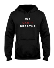 Black Lives Matter Tee Freedom We Can't Breathe E Hooded Sweatshirt thumbnail