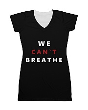 Black Lives Matter Tee Freedom We Can't Breathe E All-over Dress thumbnail