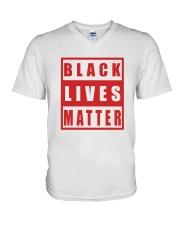 Black Lives Matter Black Lives Matter Shirt V-Neck T-Shirt thumbnail