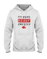 fix your heart america tshirt fix your heart ameri Hooded Sweatshirt thumbnail