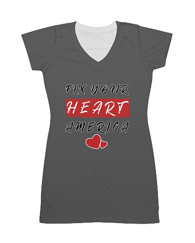 fix your heart america tshirt fix your heart ameri