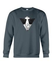 space ship Crewneck Sweatshirt thumbnail