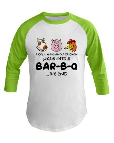 Walk into a Bar-B-Q VD14
