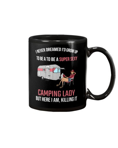 Be a super sexy camping lady v2 PD01