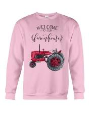 Welcome To Our Farmhouse TT99 Crewneck Sweatshirt thumbnail