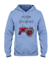 Welcome To Our Farmhouse TT99 Hooded Sweatshirt thumbnail