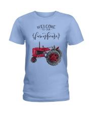 Welcome To Our Farmhouse TT99 Ladies T-Shirt thumbnail