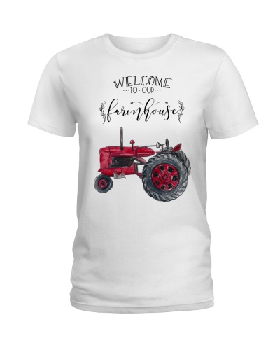 Welcome To Our Farmhouse TT99