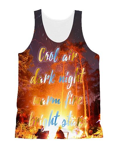 Cool Air Dark Night Warm Fire Bright Stars - DM07