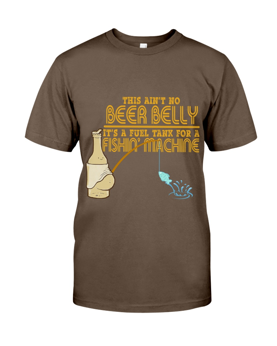 Beer Belly - DM07 Classic T-Shirt