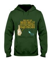 Beer Belly - DM07 Hooded Sweatshirt thumbnail