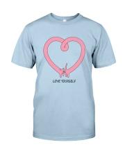 Love yourself HV9 Classic T-Shirt thumbnail