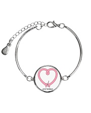 Love yourself HV9 Metallic Circle Bracelet thumbnail