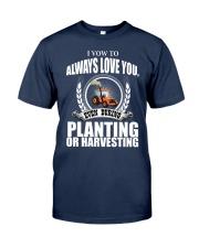 I VOW TO ALWAYS LOVE YOU VA95 Classic T-Shirt thumbnail