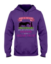 The Girl Can Fix Everything DT11 Hooded Sweatshirt thumbnail