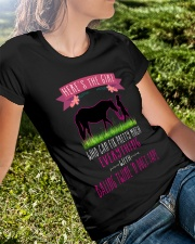 The Girl Can Fix Everything DT11 Ladies T-Shirt lifestyle-women-crewneck-front-8
